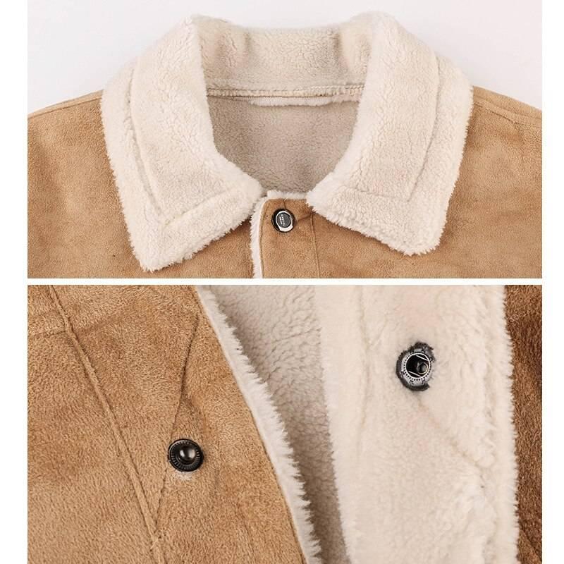 2020 Winter Fleece Jacket Men Windbreaker Coats Men's Bomber Jacket Fashion Thick Warm military Jacket Male Outerwear Clothes